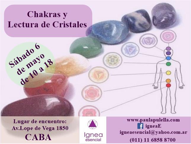 Chakras y Lectura de Cristales en CABA