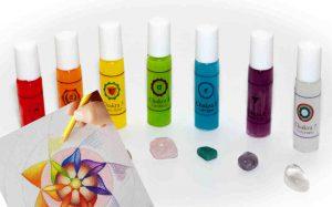 Curso Online de Chakras y Mandalas combinado con Aromaterapia Holística