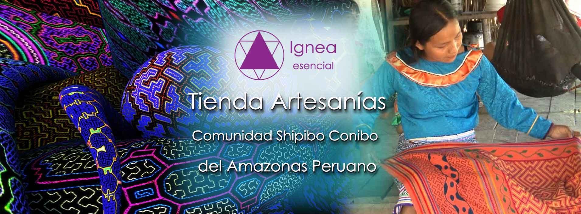 Tienda Artesanias Shipibo Conibo